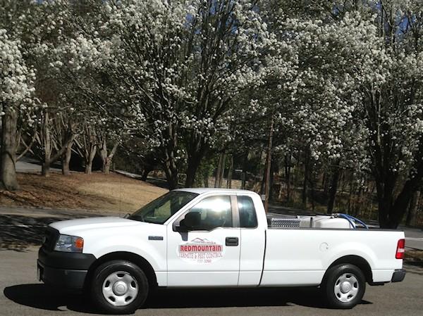 Red Mountain Pest Control Birmingham Alabama